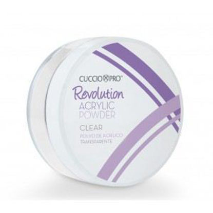 Bild von Acrylic Powder Clear Revolution 45 gram