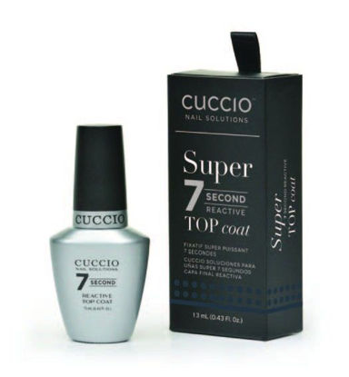 Afbeeldingen van 7 second Top Coat 13ml