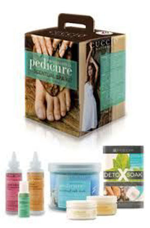 Picture for category Spa Pedicure Kits