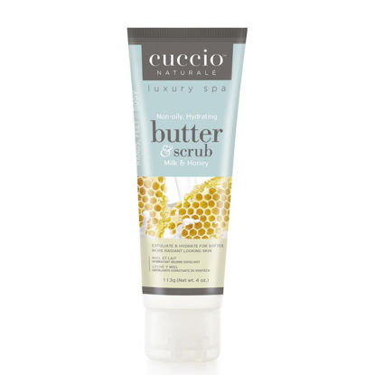Picture of Tube Butterscrub Milk & Honey 113 gram