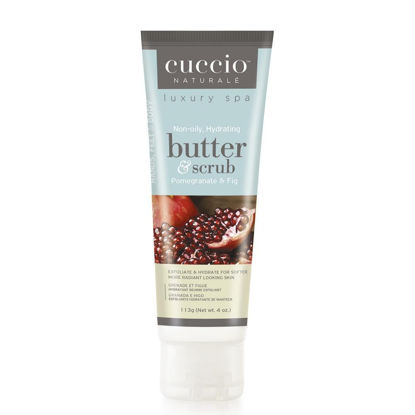 Bild von Tube Butterscrub Pomegranate & Fig 113 gram