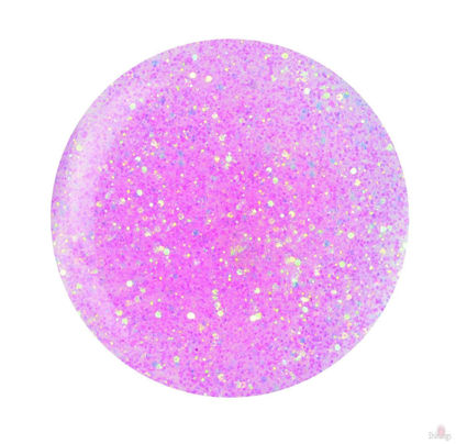 Bild von T3 LED/UV Sparkle Gel - Barbie Glitter 28g
