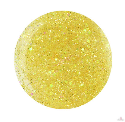 Picture of T3 LED/UV Sparkle Gel - Gold Rush 28g