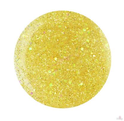 Afbeeldingen van T3 LED/UV Sparkle Gel - Gold Rush 28g