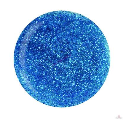 Afbeeldingen van T3 LED/UV Sparkle Gel - Smurf Glitter 28g