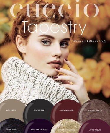 Afbeelding voor categorie Colour Nailpolish - Tapestry Collection (autumn 2018)