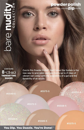 Picture of Powder Polish Kit: Bare Nudity (8-pack)