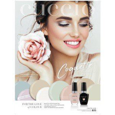 Bild für Kategorie Colour Veneer Gelpolish - Coqette Collection (Spring 2019)