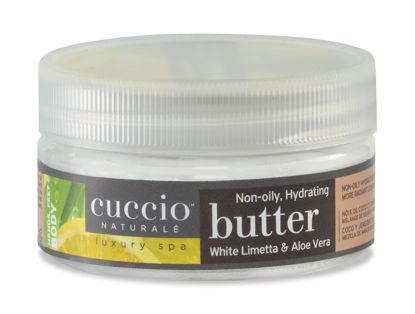 Afbeeldingen van Baby Butterblend White Limetta & Aloe Vera 42 gram