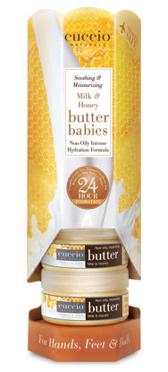 Picture of Babytower Milk & Honey 6 x 42 gram