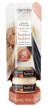 Afbeeldingen van Babytower Vanilla Bean & Sugar 6x 42 gram