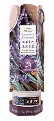 Afbeeldingen van Tower Butterblends Lemongrass & Lavender 6x 226 gram
