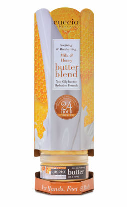Picture of Tower Butterblends Milk & Honey 6 x 226 gram