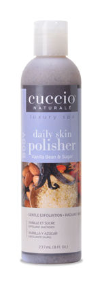 Afbeeldingen van Daily Skin Polisher Vanilla Bean & Sugar 240 ml