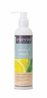 Afbeeldingen van Scentual Soak 3 in 1 White Limetta & Aloe Vera 237ml