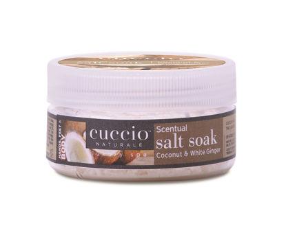 Picture of Scentual Salt Soak Coconut & White Ginger 45 gram