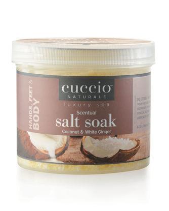 Afbeeldingen van Scentual Salt Soak Coconut 822 gram