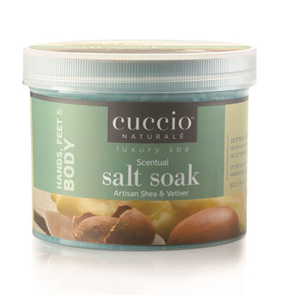 Picture of Artisan & Vetiver Scentual Salt Soak 822 gram