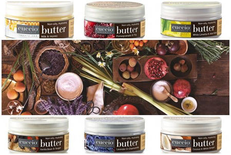 Picture for category Cuccio Butter blend geuren