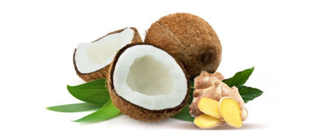 Bild für Kategorie Coconut & White Ginger