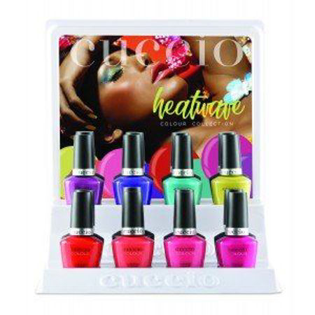 Bild für Kategorie Colour Nailpolish - Heatwave Collection (Summer 2019)