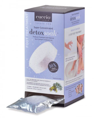 Bild von Detox Soak concentrated dispenser 12 stuks