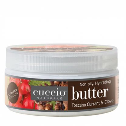 Afbeeldingen van Butterblend Toscano Currant & Clove 226 gram