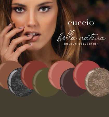 Picture for category Colour Veneer Gelpolish - Bella Natura Collection (Fall 2019)