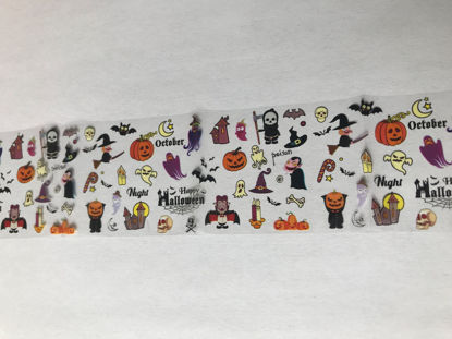 Picture of Halloween Wrap 09