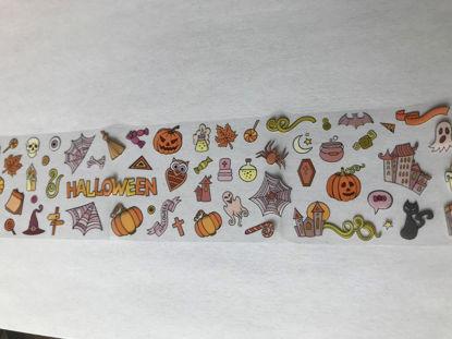 Afbeeldingen van Halloween Wrap 16