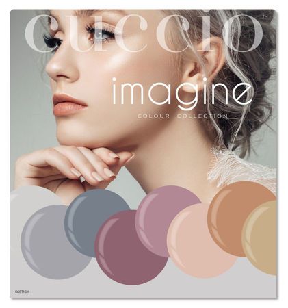 Picture for category Colour Veneer Gelpolish - Imagine Collection (Spring 2020)