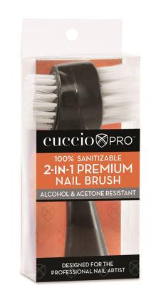 Afbeeldingen van 2 in 1 Premium Nail Brush