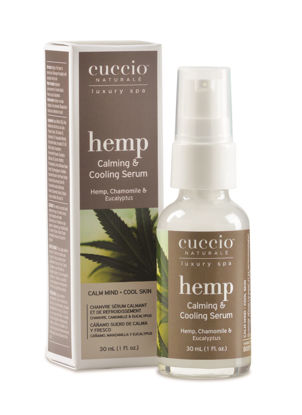 Picture of Hemp Calming & Cooling Serum 30ml