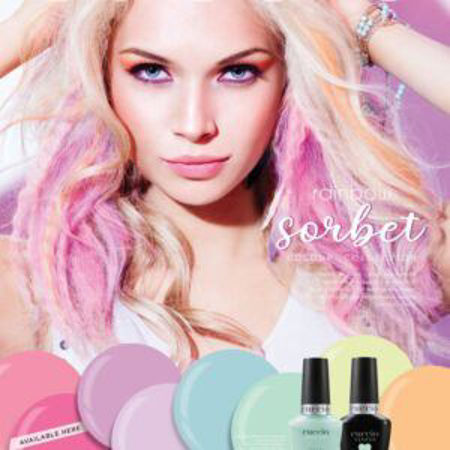 Bild für Kategorie Colour Nailpolish - Sorbet Collection (Summer 2020)