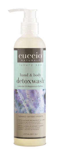 Picture of Hand & Body Detox Wash Lavender Oil &  Magnesium Sulphate  237 ml