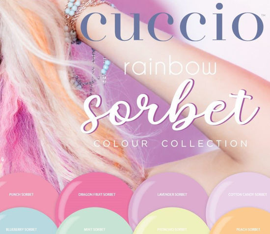 Bild von Powder Polish Kit: Sorbet Collection (8-pack)