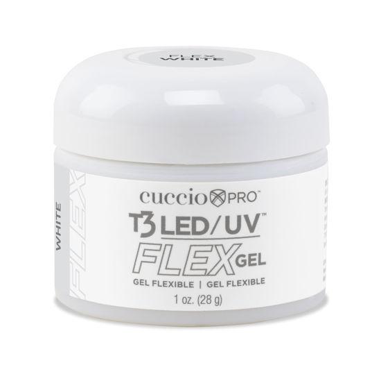 Picture of T3 LED/UV Flex Gel - Soft White 28 gram