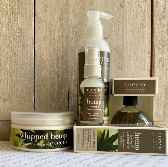 Afbeeldingen van Hemp XL Spa @ Home - Whipped Hemp