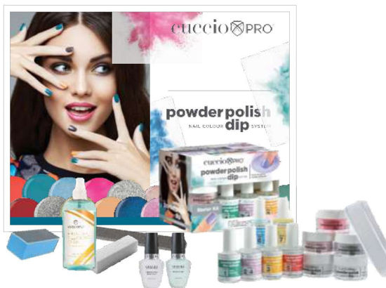 Picture of Productkit tbv Powder Polish Class Basics