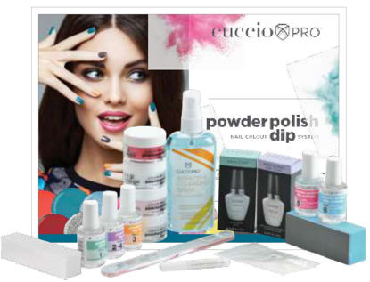 Picture of Productkit tbv Powder Polish Class Advanced