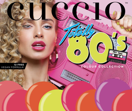 Picture for category Colour Veneer Gelpolish - Totally 80's Mix Tape  Collection (Summer 2021)